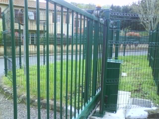 Photo exemple de portail CE