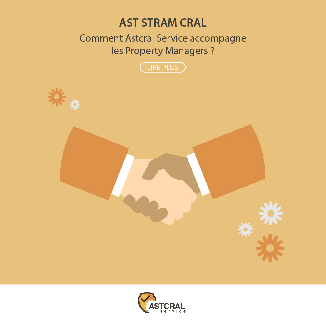 Comment Astcral Service accompagne les property managers ?