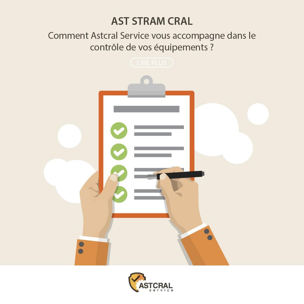 Astcral Service vous accompagne dans le contrôle de vos équipements